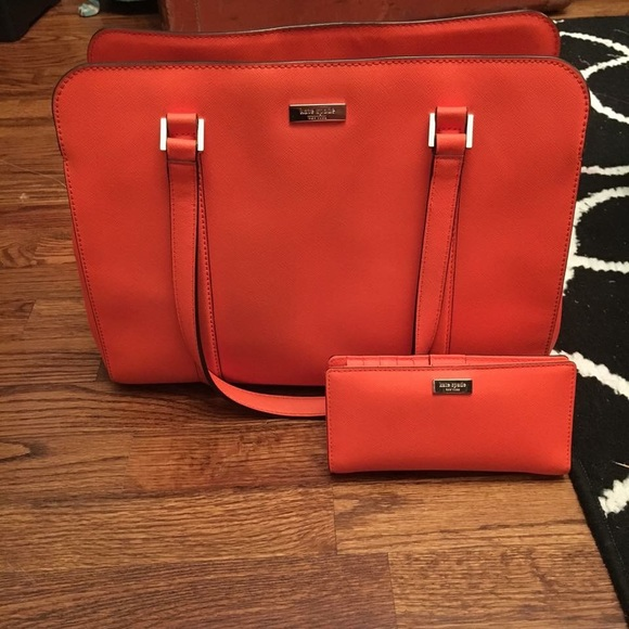 kate spade Handbags - Kate spade purse and wallet